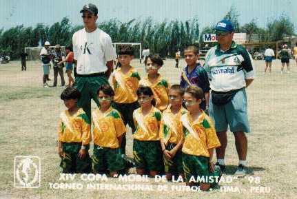 Copa de la Amistad 1999